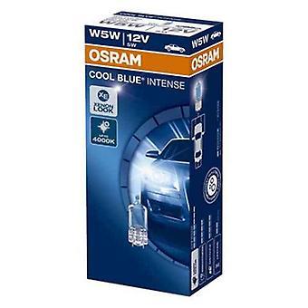 Automotive Bulb OS2825HCBI Osram W5W 5W 12V 4000K (10 st)
