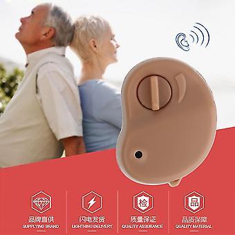 Nuovo amplificatore sonoro personale per apparecchi acustici nel volume del tono dell'orecchio regolabile