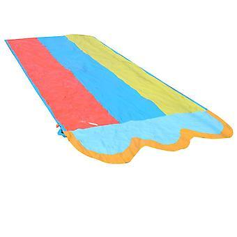 Triple Racer Water 16 Feet Long, Slide(488x208cm)