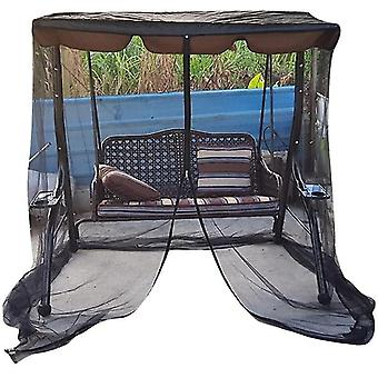 Swing Chair Mosquito Netting , Do Podwójnej Huśtawka , Patio, Ogród, stoczni