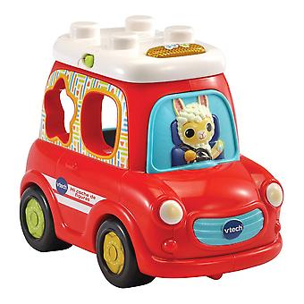 Car with Light and Sound Vtech (ES)