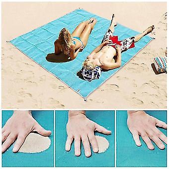 2M * 2M Camping Sandless Magic Beach Sand Free Mat Voyage Pique-nique Matelas imperméable Tapis de camping imperméable