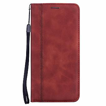 For Samsung Galaxy M31 Case Phone Protector Cover Pu Leather Wallet
