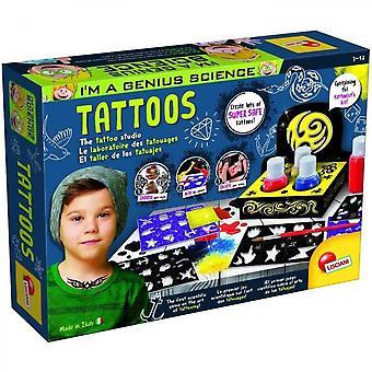 Tattoo Lab Ex72965