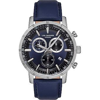 Lee Cooper Armbandsur Herrar Lord LC07195,399 Bleu