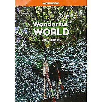 Wonderful World 5: Workbook