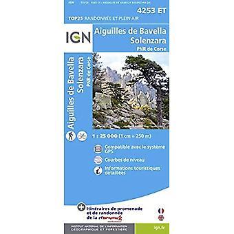 Aiguilles de Bavella / Solenzara / Parc Naturel Regional de: 2013