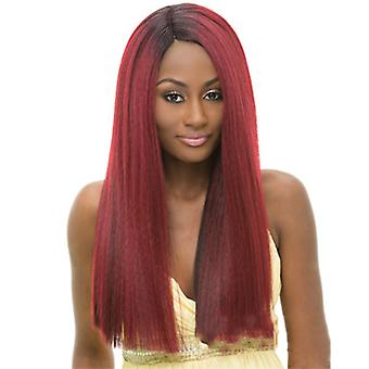 Marke Mall Perücken, Spitze Perücken, realistische lange Haare gerade Haare