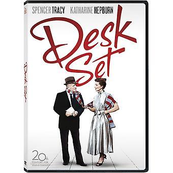 Desk Set [DVD] USA import