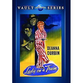 Lady på et tog [DVD] USA importerer