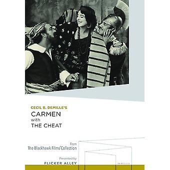 Carmen / Cheat [DVD] USA import