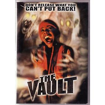 Vault [DVD] USA import