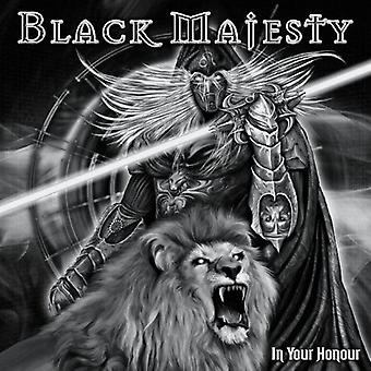 Black Majesty - In Your Honour [CD] USA import