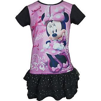 Disney Minnie Mouse krátky rukáv šaty
