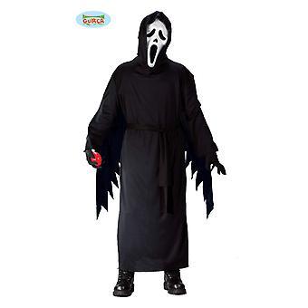Screaming ghost ghost scream Halloween kids