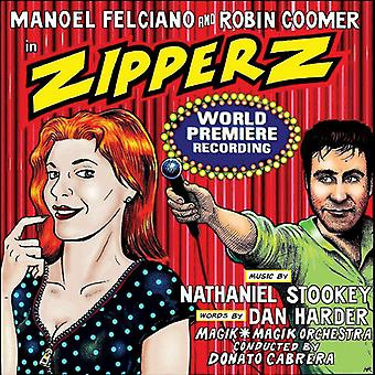 Felciano*Manoel / Coomer*Robin - Zipperz (World Premiere Recording) [CD] USA import