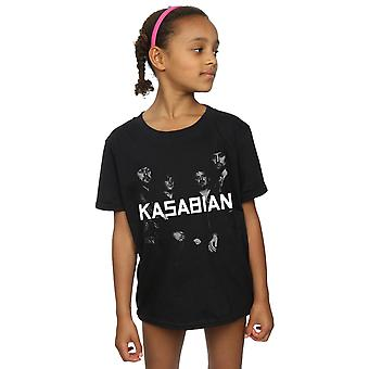 Kasabian Girls Groupie Photo T-Shirt