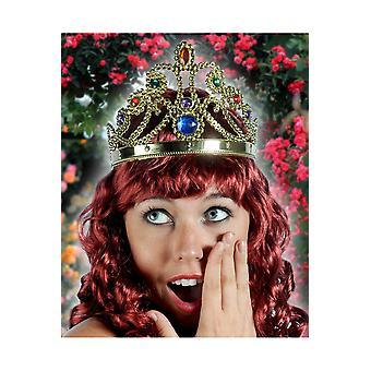 Accesorios para el cabello las mujeres Tiara de princesa