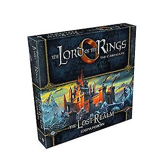 The Lord of the Rings LCG The Lost Realm Deluxe Expansion Card Game