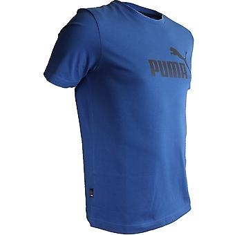 Puma große NO1 Logo T-Shirt 82397912 universelle Sommer Männer T-shirt