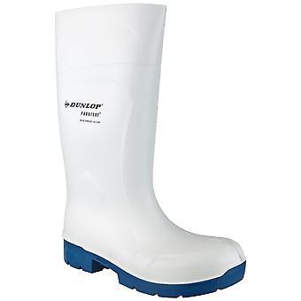 ダンロップ食品 Multigrip 安全ウェリントン ブーツ
