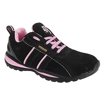 Grafters Womens/Ladies Heat Resistant Safety Trainers
