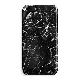 iPhone 7 pełny głowiczki (błyszcząca) - 2 marmur czarny