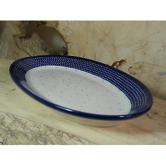 Plate, oval, 45.5 x 27 cm, 18, BSN 14890