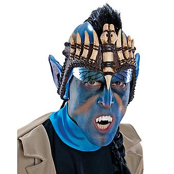 Jake Sully Avatar Movie Licensed Men Costume Stay Put Fangs
