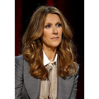 Celine Dion Celine Dion Colosseum post-konsertti Press Conference Caesars Palace Las Vegas Nv 15 maaliskuu 2011 kuvaaja MoraEverett kokoelma julkkis lehdistötilaisuudessa