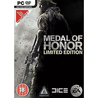 Medalha de Honra - Edição Limitada (PC DVD) - Novo