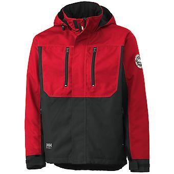 ヘリー ・ ハンセン メンズ ベルク断熱反射着脱可能なフード付きジャケット