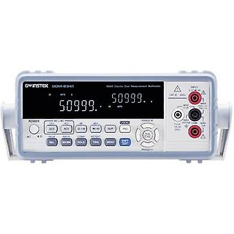 GW Instek GDM-8341 Bench multimeter Digital CAT II 600 V Display (counts): 50000