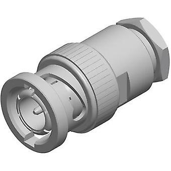 Rosenberger 71S106-009N5 BNC connector Plug, straight 75 Ω 1 pc(s)