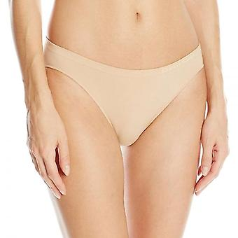 Calvin Klein Women Pure Seamless Bikini Brief, Bare, Small