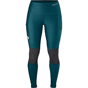 Fjallraven Women's Abisko Trekking Tights - Glacier Green