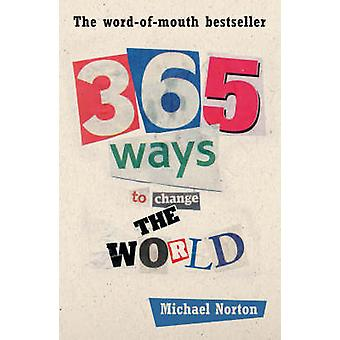 365 Ways to Change the World Book