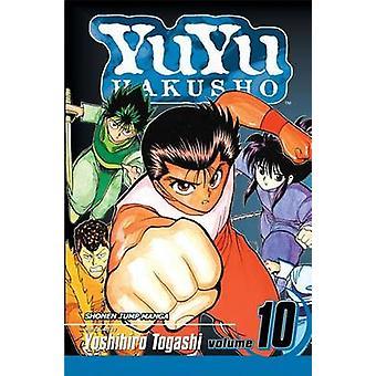 Yuyu Hakusho (10) de Yoshihiro Togashi - livre 9781421506951