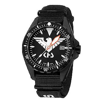 KHS MissionTimer 3 mens watch watches Eagle one KHS. MTHS. NXT7