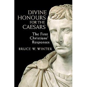 Guddommelige utmerkelser for Caesars: de første kristne svar