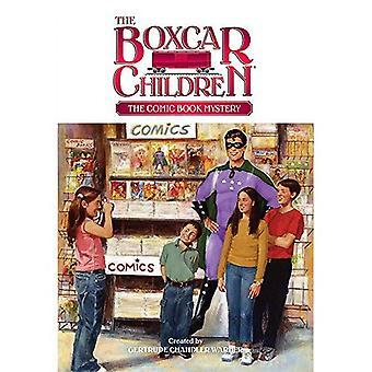 Serietidning mysteriet (Boxcar barn)