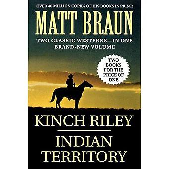 Kinch Riley / indiske område