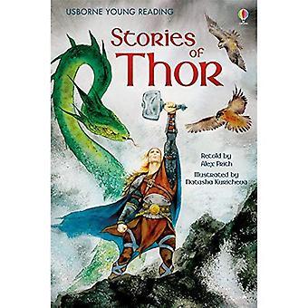 Verhalen van Thor (jonge lezing serie twee)