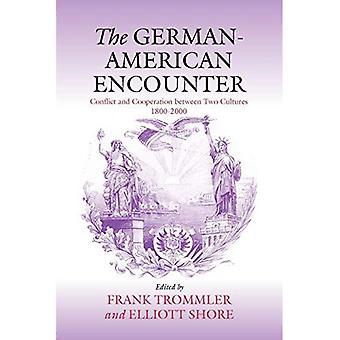 Saksalais-amerikkalainen kohtaaminen: Konfliktin ja yhteistyötä kahden kulttuurin 1800-2000