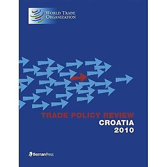 Trade Policy Review - Croatia 2010