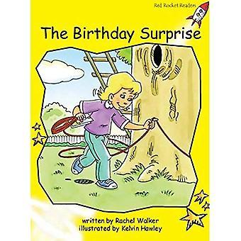 Födelsedag överraskning: Nivå 2: tidigt (röd raket läsare: Fiction uppsättning B)