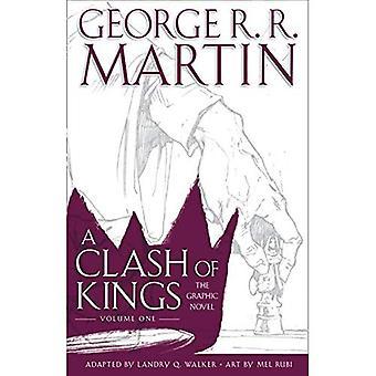 Um embate de reis: romance gráfico, Volume um