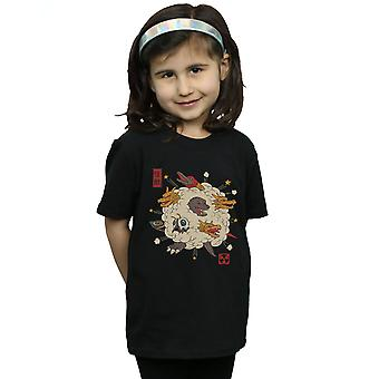 Vincent Trinidad Girls Kaiju Rumble T-Shirt
