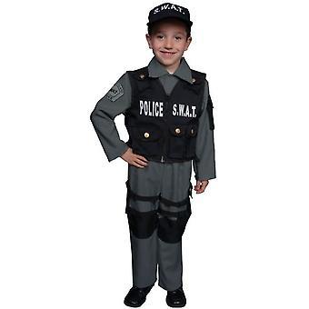 Police Swat Child Costume