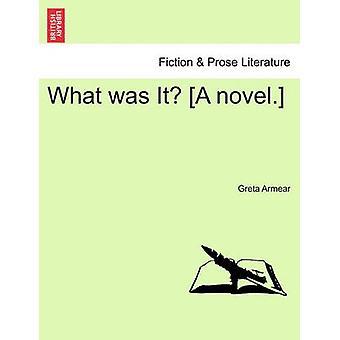 Qu'est-ce un roman. par Armear & Greta
